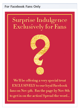 Clarins Will be Giving something Special to Facebook Fans – Cool!