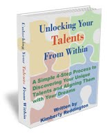 Your Talents and Passions Should be the Foundation of Your Dream Business GIVEAWAY CLOSED