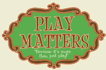 Come Play, PlayMatters Seattle!