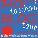 Join the Back To School Tour!!