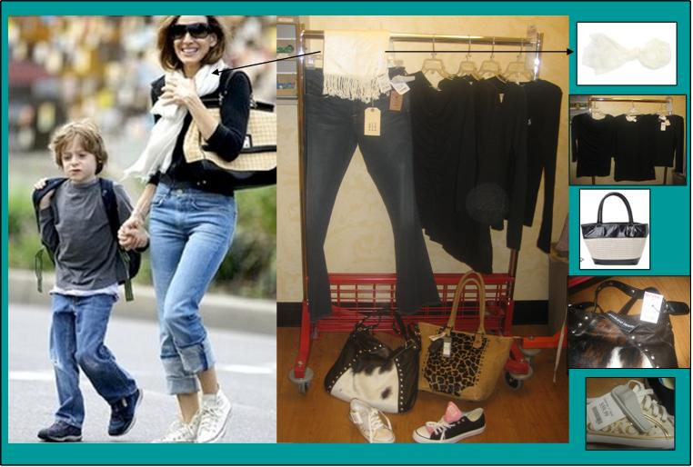 T.J. Maxx and Marshalls Make it Easy and Affordable to Steal Her Style!