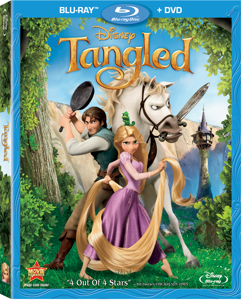 Disney's Animated Film Tangled Available soon in DVD is NOW Up for Grabs at Cool Moms Cool Tips!