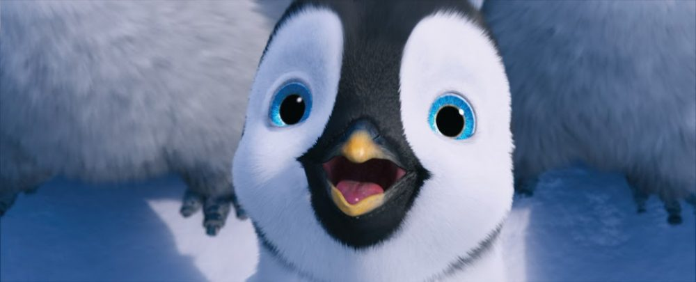 A Happy Feet Too Prize Package for You!