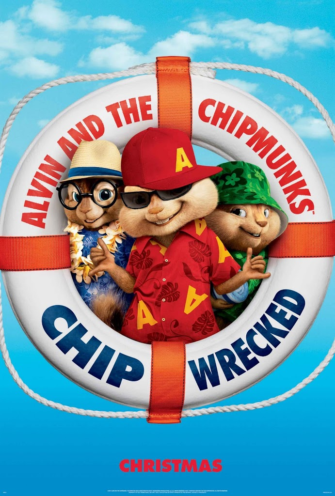 Alvin and the Chipmunks Return!!