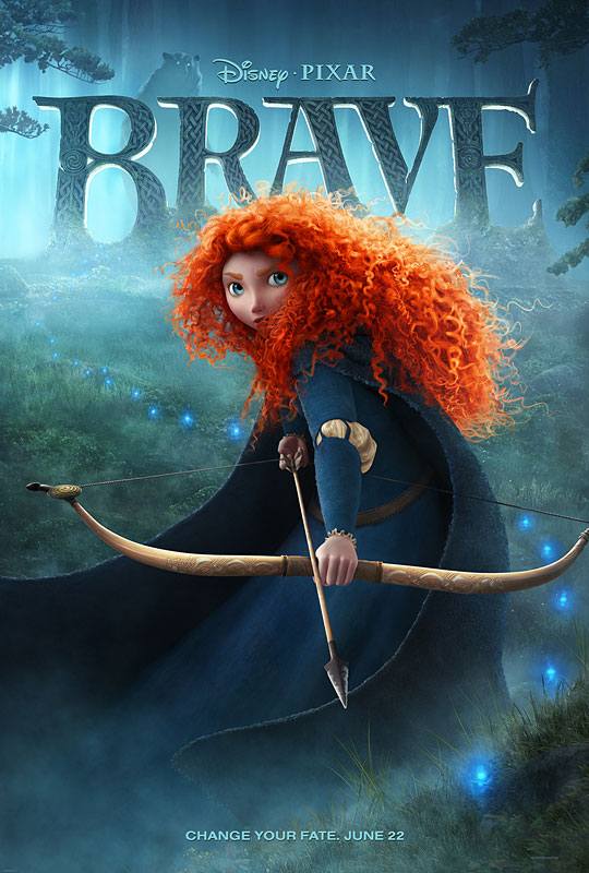 Win 4 Advance Screening Passes to Watch Disney's Brave! 2 Winners per City!