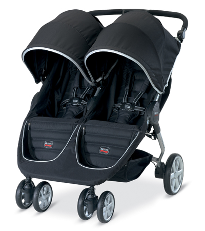 B-Agile Double Stroller to the Rescue! At Least for this Aunt…