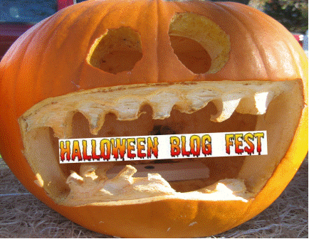 Halloween Blog Fest Twitter Party!