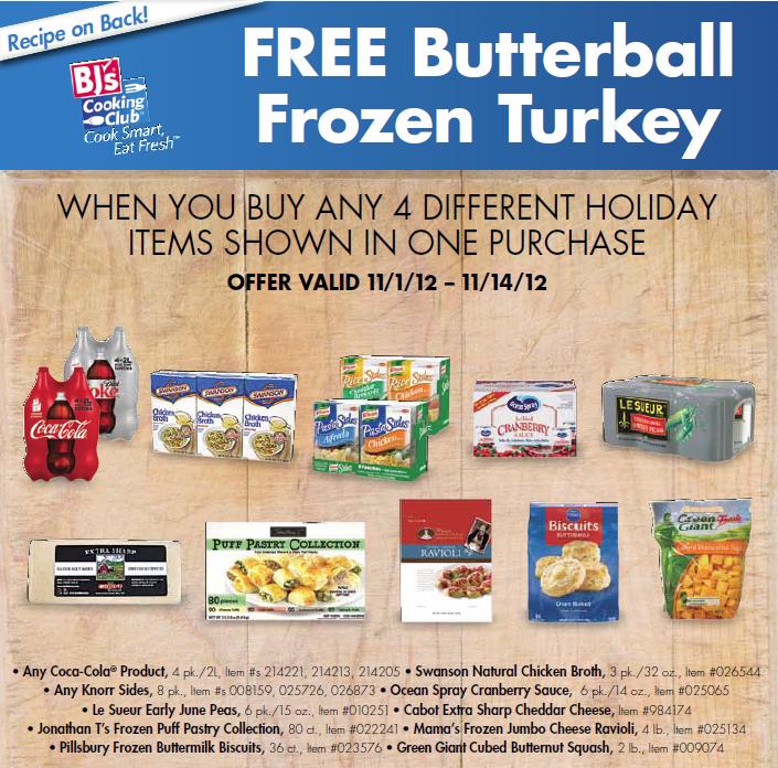 Free Turkey!