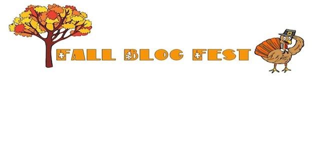Fall Blog Fest!