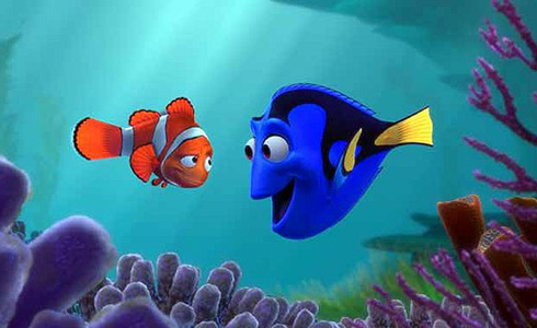Finding Nemo Blue Ray 3D Giveaway!