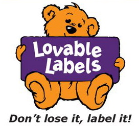 Lovable Labels Giveaway