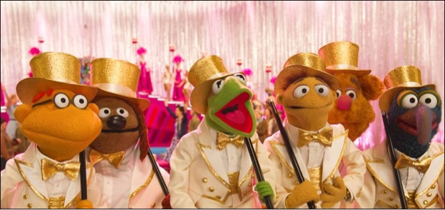 Preview of Disney Movie : Muppets Most Wanted