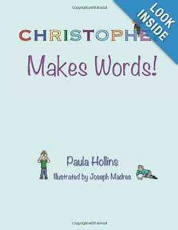 Makes Words!: Creative Books for Children By Paula Hollins- Giveaway at Muy Latinas Network