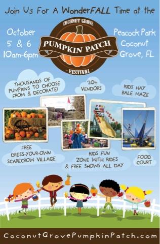 Pumpkin Patch Festival in Miami