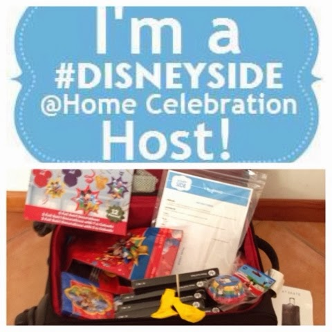 Vroom, Vroom! Our #Disneyside at Home Celebrated Race day!