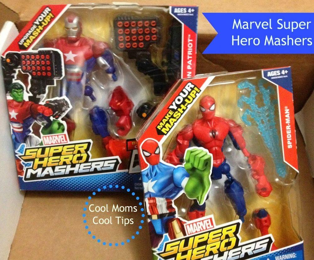 Diversion y Creatividad Jugando con Super Heroes!