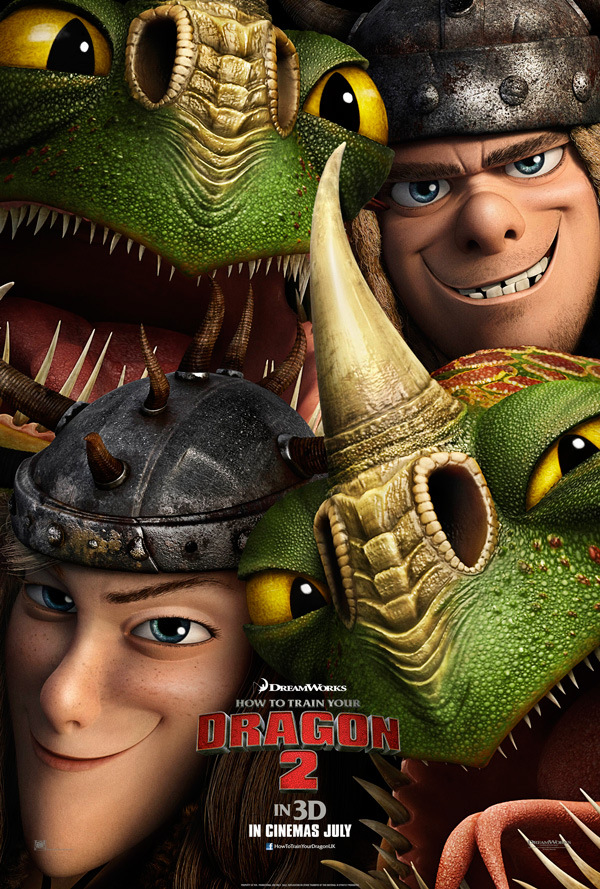 Train Your Dragon 2 Film Review