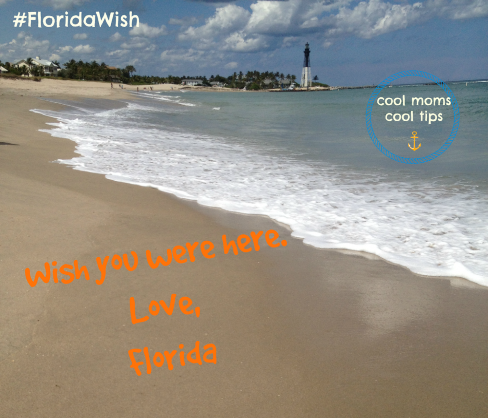 Sunglasses, Flip Flops and a Book To Unwind   #FloridaWish In the Making!
