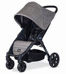 cool moms cool tips #summerconbritax tips for flying with children  B-Agile 4 stroller