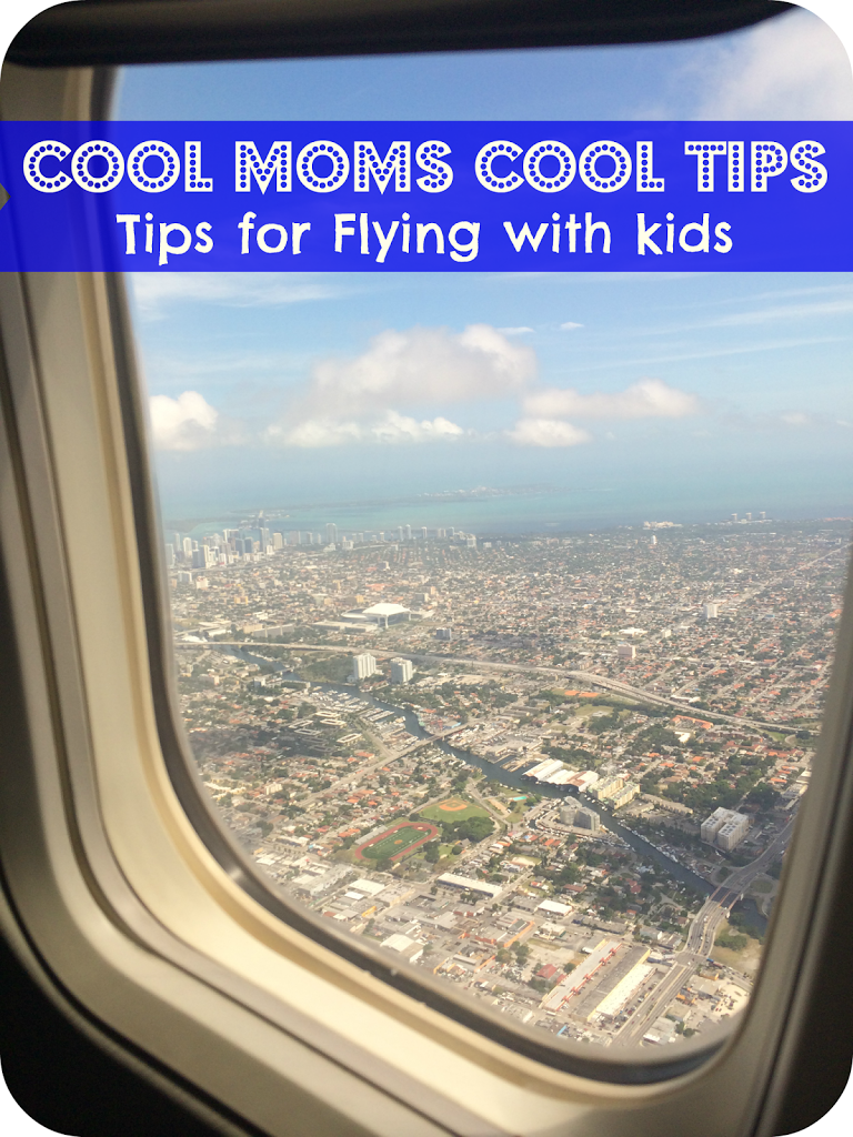 cool moms cool tips #summerconbritax tips for flying with children look out the window