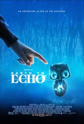 Earth To Echo Movie in Theaters Tomorrow!!!