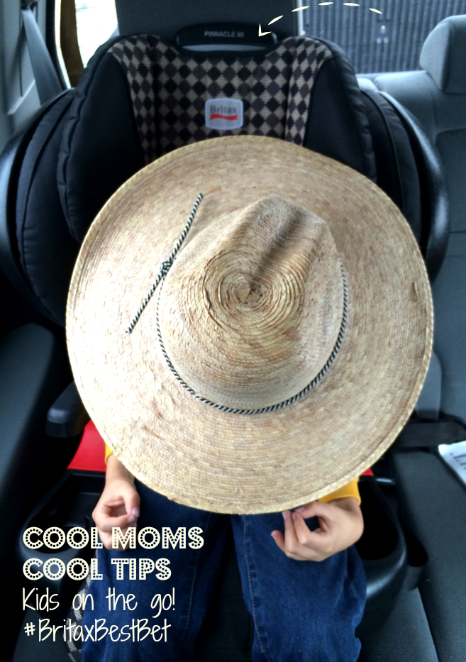 Celebrate #BritaxBestBet Rating & Win Their Car Seat with Us! — Tips on Road Trips with Kids too