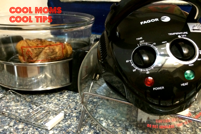 Fagor Halogen Oven is Quick Delicious Cooking! – Holiday Gift Guide