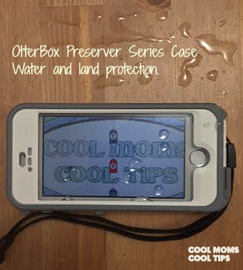 cool moms cool tips OtterBox Preserver waterproof case #ad