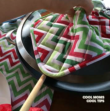 cool moms cool tips #spon Hen House Linen food to table