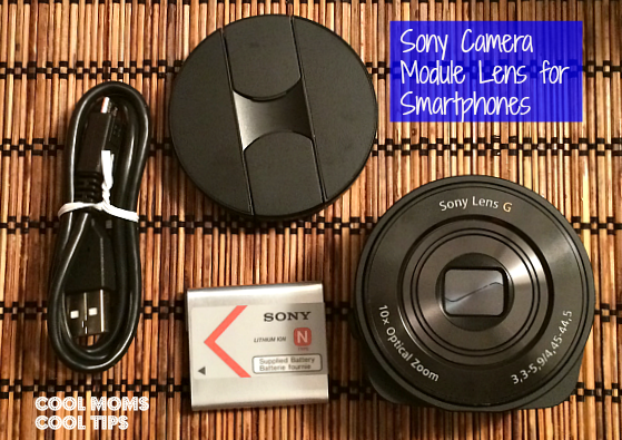 cool mos cool tips #ad sony lens for smartphones components