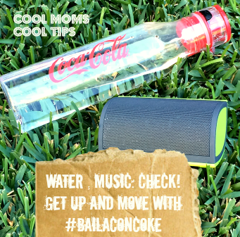 Dance, Move, Comparte el Movimiento with #BailaConCoke