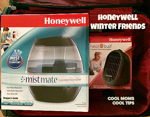 Use Tips for Heat Bud Personal Heater and MistMate Humidifier by Honeywell
