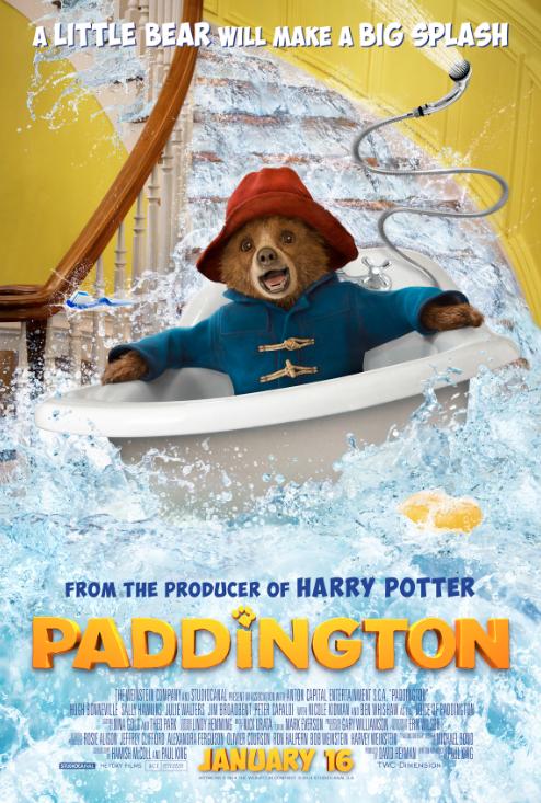 Paddington Bear Movie Review