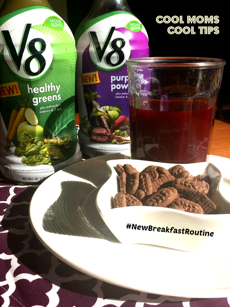 V8 and belVita Are My New Morning Routine Allies for Nutritious Energy