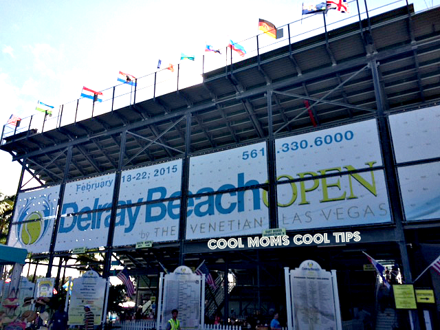 You have to go to The Delray Beach Open ATP World Tour