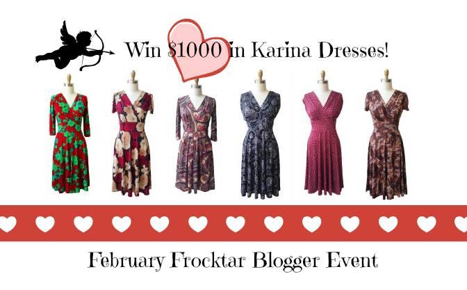 I am a Karina Dresses Ambassador! #Frockstar™