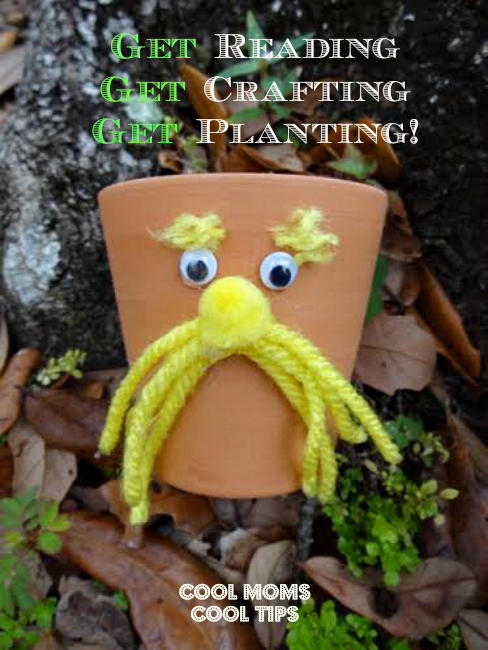 Foster A Love for Reading and Our Planet with Cute Lorax DIY Craft