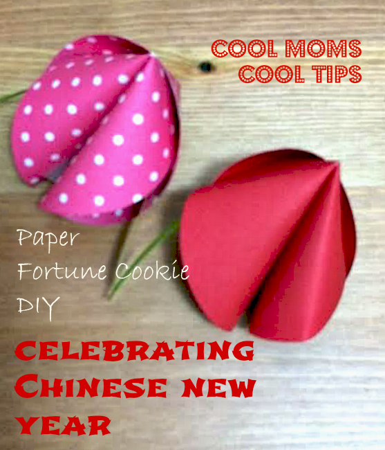 Celebrate Chinese New Year With DIY Paper Fortune Cookies – Part 2A Crafts