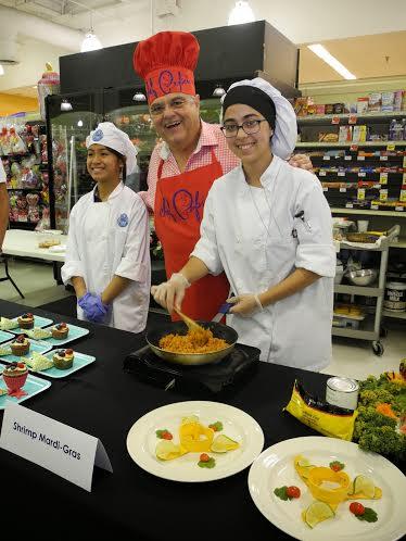 Enter the Annual Winn-Dixie Miami Cooking Contest