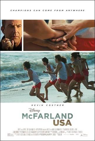 Go Watch New Disney Film McFarland USA #McfarlandUSA