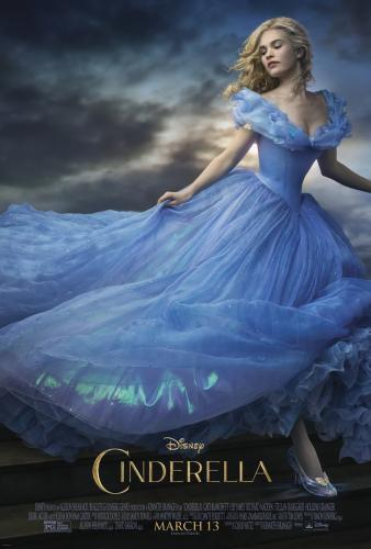 New Disney Film Cinderella in Theaters March 13th #Cinderella
