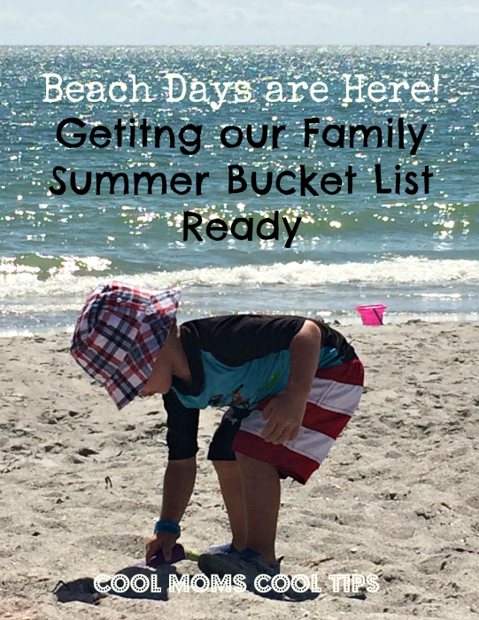 Getting Our Family Summer Travel Bucket List Ready!