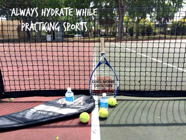 Tips on How to Keep Small Athletes Hydrated
