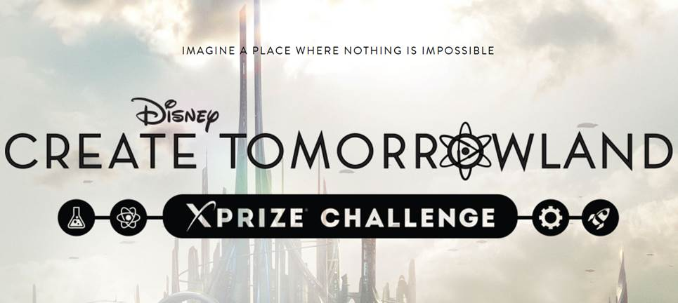 Disney  Invites Kids to Create Tomorrowland! #TomorrowlandEvent