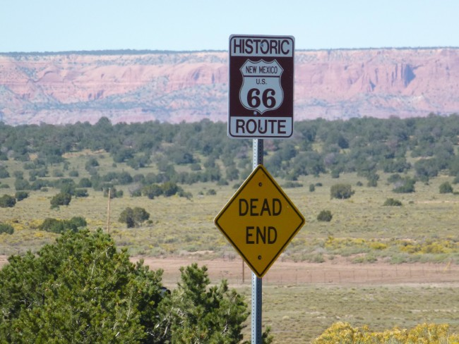 route-66-sign-cool-moms-cool-tips #spon