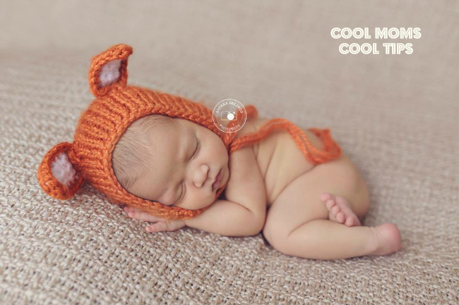 Get The Amazing Baby Photographer Andrea Geldres to Catch Precious Baby Moments