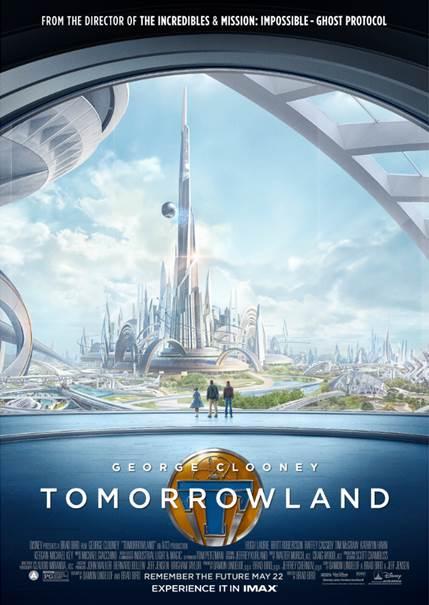 Watch Disney's Tomorrowland Trailer! #Tomorrowland #TomorrowlandEvent
