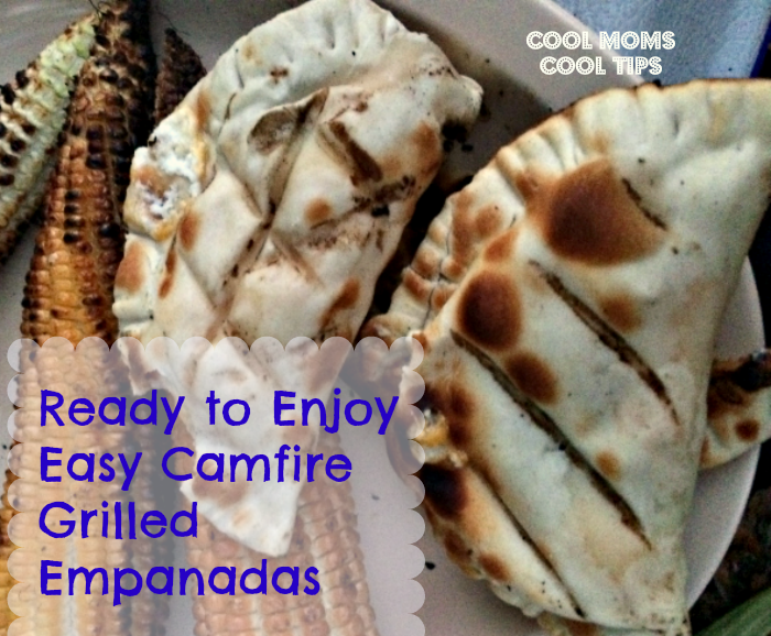 Delicious Campfire Grilled Empanada Recipe