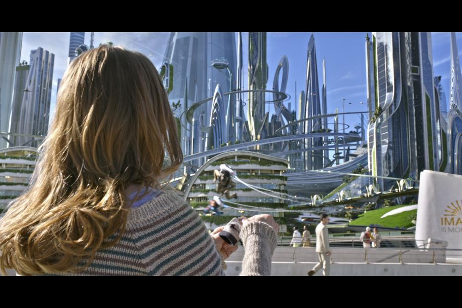 Sneak Peek of The Movie Tomorrowland At Disney Parks