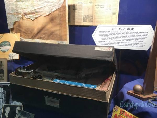 Tomorrowland found box 1952